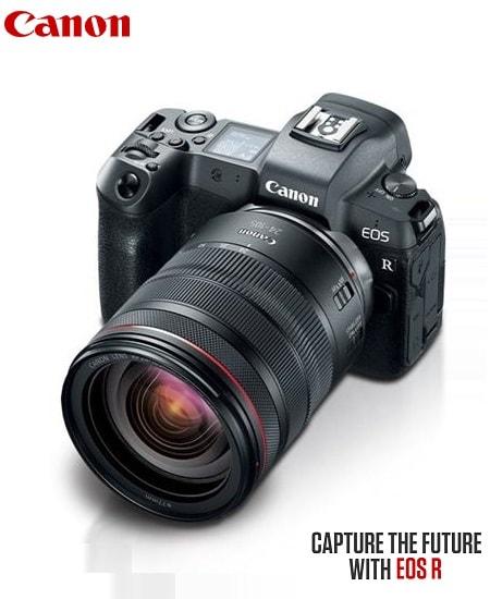 canon eos R new model DSLR Camera